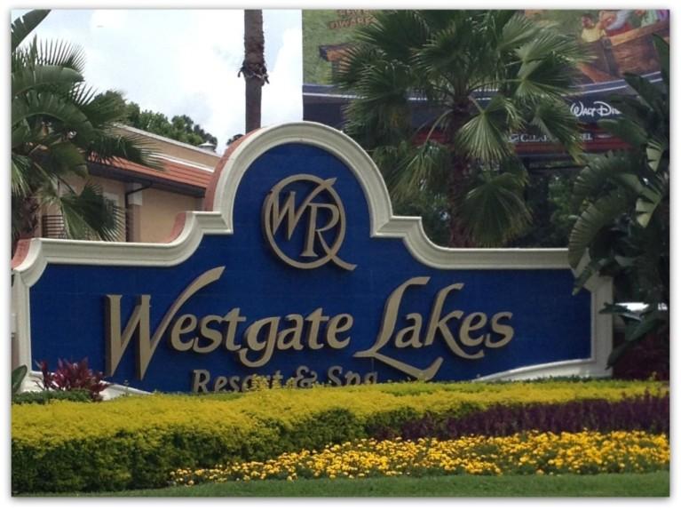 Westlake sign